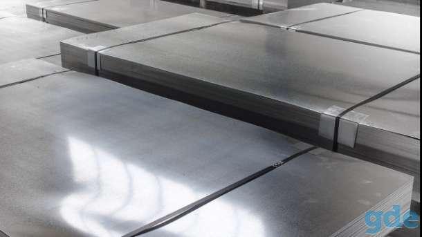 Лист алюминиевый (гладкий, глянцевый) от 0,5мм до 5мм. Нал/Безнал, фотография 3