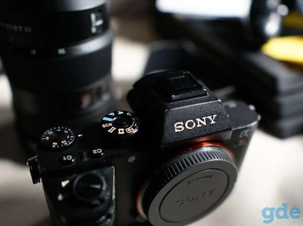 Sony Alpha a7R II цифровая камера + Sony Vario-Tessar T FE 24-70mm, фотография 3