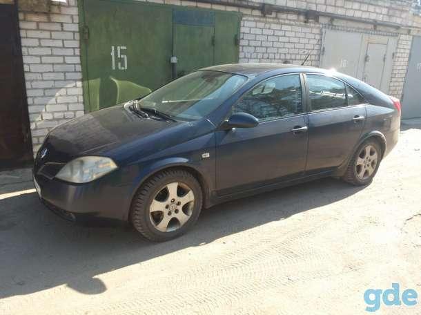Продам Nissan Primera MT, 2003 г.в., 300 000 км, фотография 1