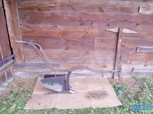 Окучник для лошади из СССР, б.у, фотография 1