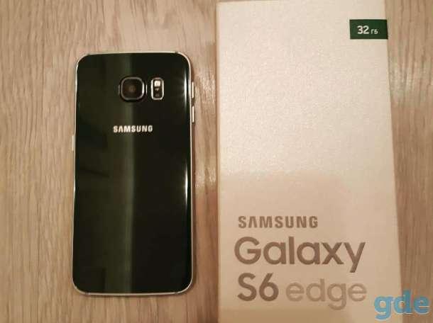 Продам телефон  Samsung Galaxy S6 Edge 32 Gb, фотография 4