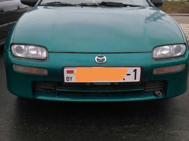 Породам  Mazda323F (BA), фотография 3