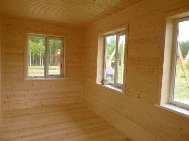 строительство дачных домов, фотография 10