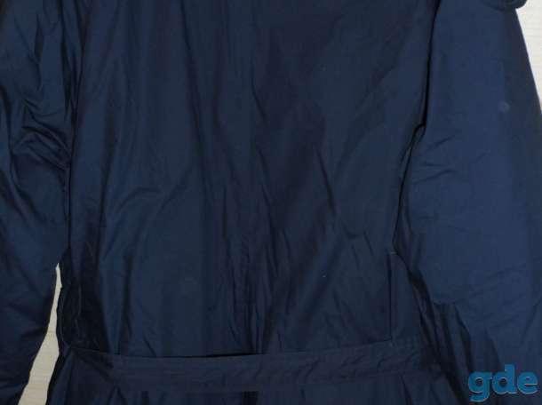 Пуховик-пальто мужской длинный  р.50-3, фотография 2