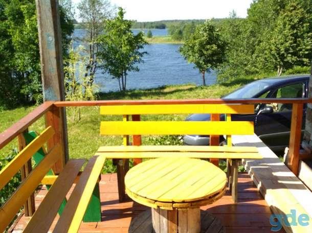 Продам дом на берегу озера в Браславском районе, 58,6, фотография 1