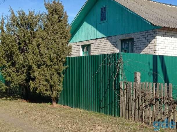 Хороший дом кирпич, агрогородок «Горбовичи», фотография 3