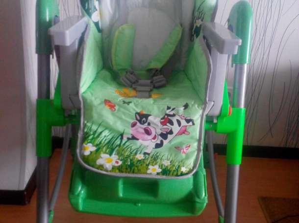 Стульчик для кормления малыша CARETERO MAGNUS, фотография 1
