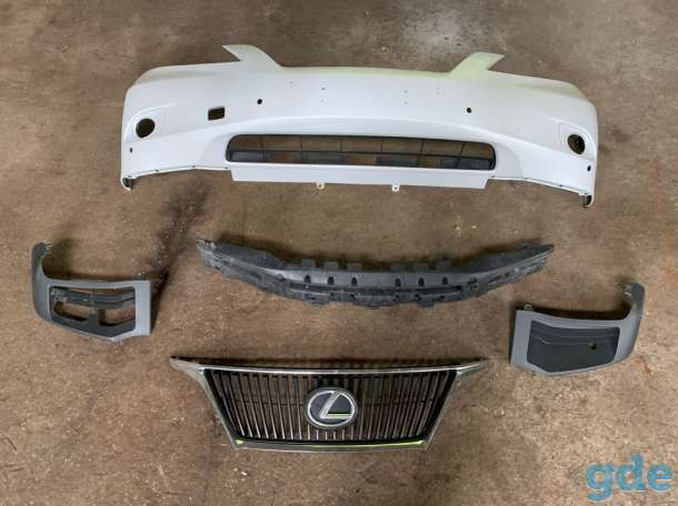 Продам передний бампер в сборе от Лексус, фотография 2