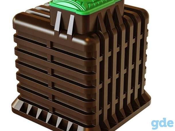 Погреб пластиковый Тортила 3.0 на 10м3 для дома и дачи, фотография 1