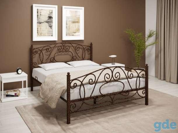 Производство кованых кроватей для спальни, фотография 4