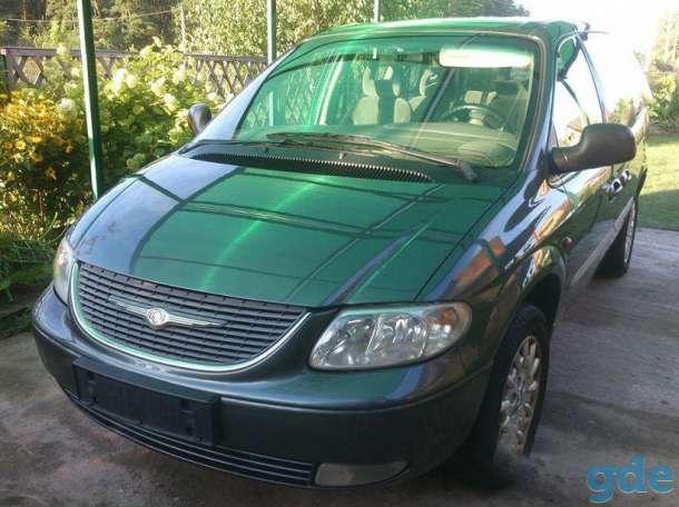 Chrysler Voyager-2001, фотография 1
