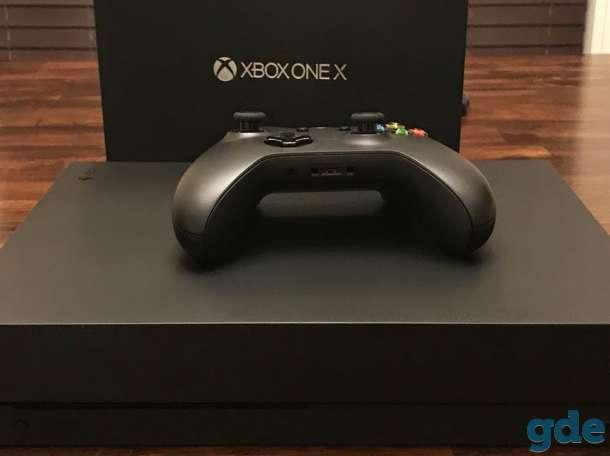 xbox one x, фотография 1
