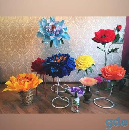 Ростовые цветы для подарков, праздников и свадеб., фотография 2