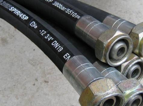 Изготовление и ремонт РВД (рукавов высокого давления в Орше, фотография 1