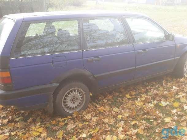 Volkswagen Passat B3 запчасти, фотография 1