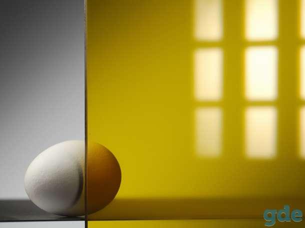 Поликарбонат монолитный 2-12мм. Прозрачный и цветной., фотография 8