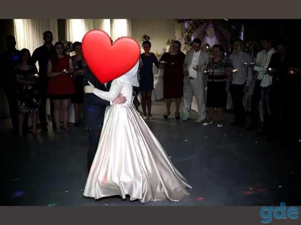 Продам свадебное шикарное платье, фотография 5