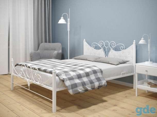 Производство кованых кроватей для спальни, фотография 9