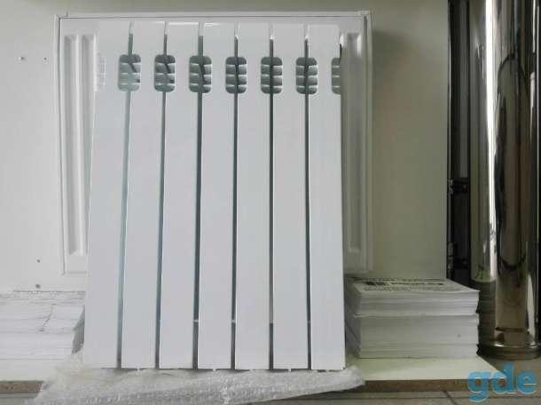 Радиаторы отопления чугунные, фотография 1