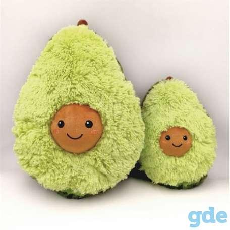 Плюшевый авокадо, фотография 5
