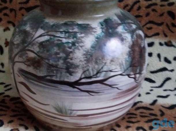 Горшок-ваза напольная, фотография 2
