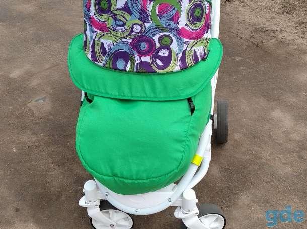 Прогулочная коляска, фотография 1