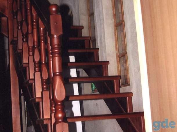 деревянные лестницы, фотография 8