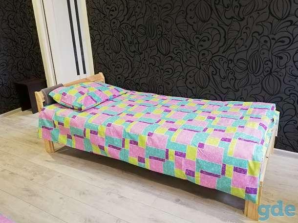 Аренда 2-комнатной квартиры с посуточной оплатой за проживание в Ганцевичах, фотография 3