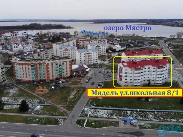 Продам 2-х комнатную квартиру, г. Мядель, ул.Школьная 8 к-1, фотография 12