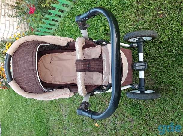 Детская универсальная коляска riko nano 2 в 1, фотография 2