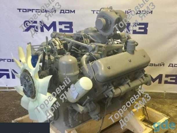 Двигатель ЯМЗ 236НЕ Турбо, фотография 4