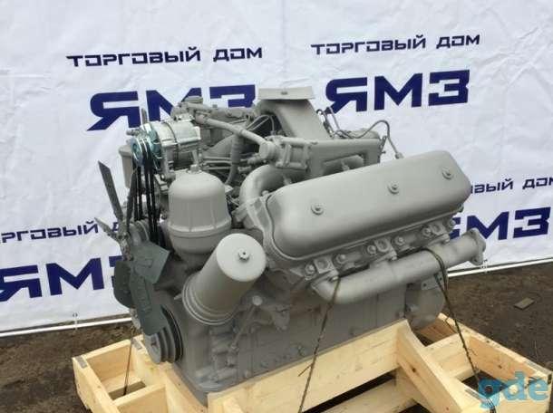 Двигатель ЯМЗ 236, фотография 2