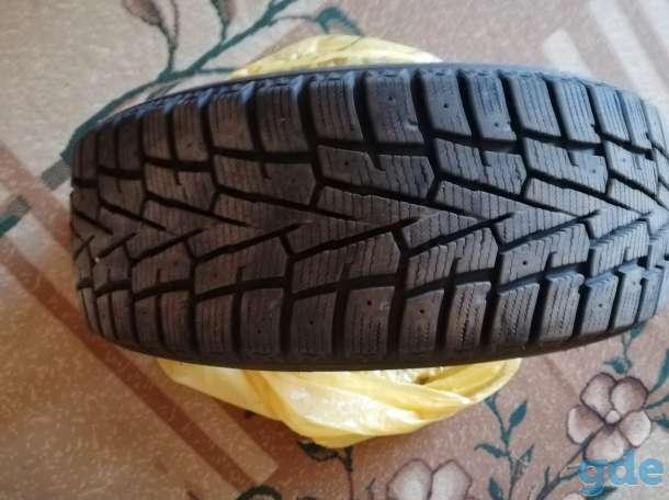 Продам комплект зимних шин 205/55 R16 Nexen (4 шт.), фотография 3