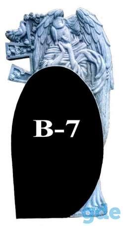Резной памятник выполненный на фрезерном станке, фотография 2