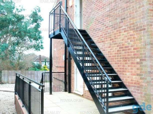 Лестницы и каркасы для лестниц, фотография 2