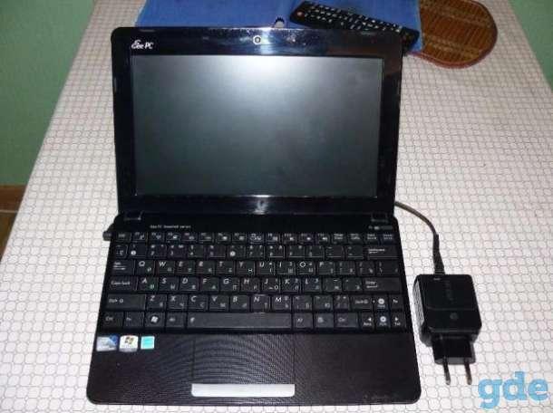 Нетбук Asus модель PC1011, фотография 1