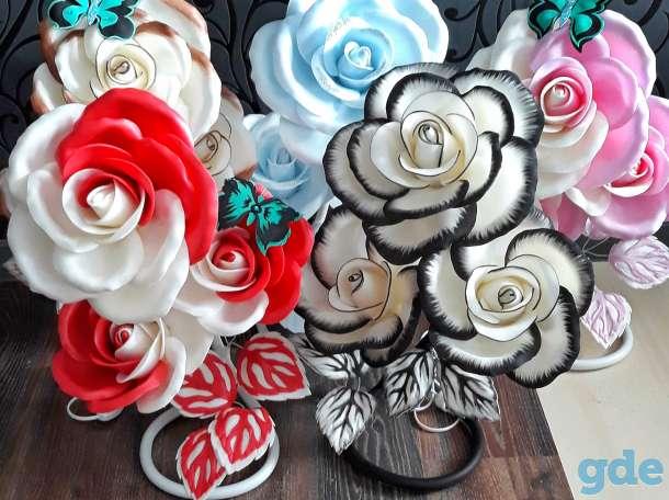 Ростовые цветы и светильники, фотография 1