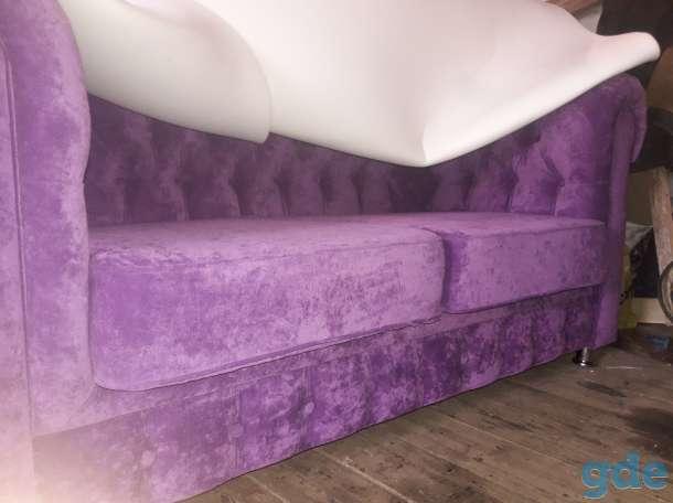 Ремонт и перетяжка мягкой мебели, фотография 4