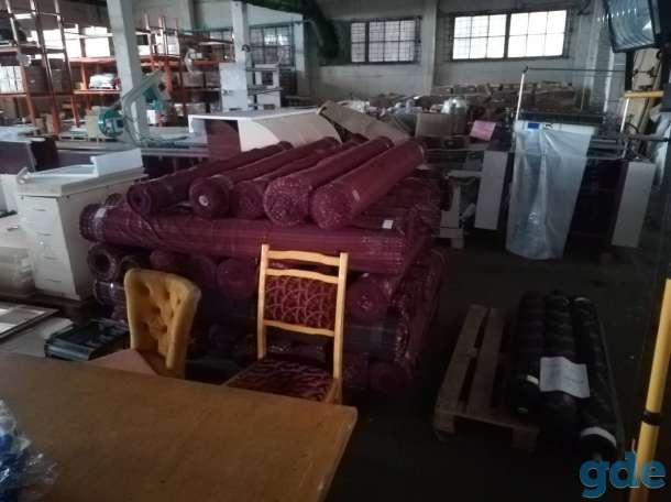 ткань текстильная, фотография 3