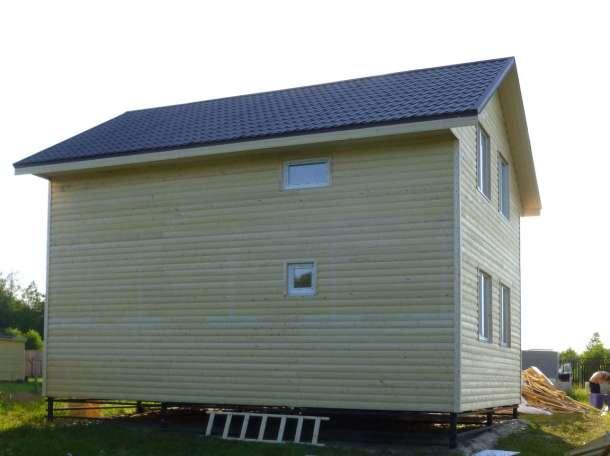 строим недорогие деревянные дома,дачные домики,любые хозпостройки, фотография 4