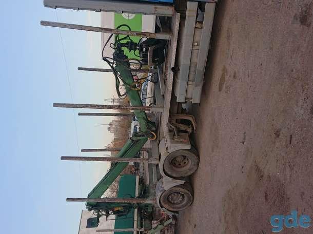 Лесовоз / сортиментовоз, фотография 2