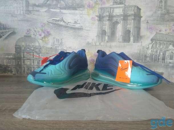 Продам НОВЫЕ кроссовки NIKE AIR MAX 720 мужские / женские, фотография 2