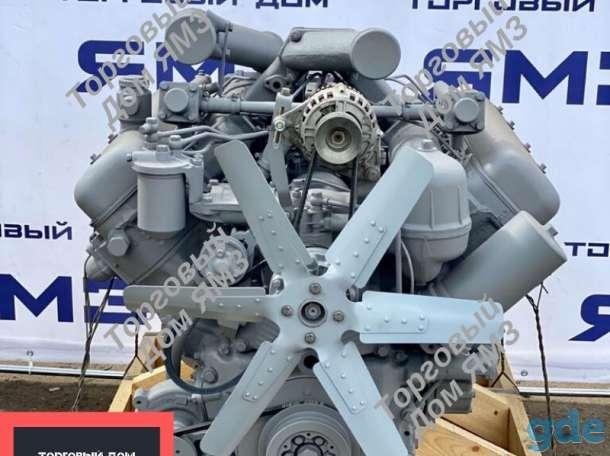Двигатель ЯМЗ 7511, фотография 1