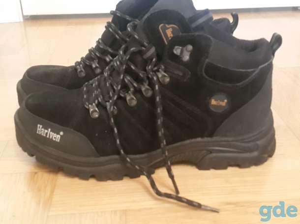 Ботинки зимние новые 42 размера, фотография 1