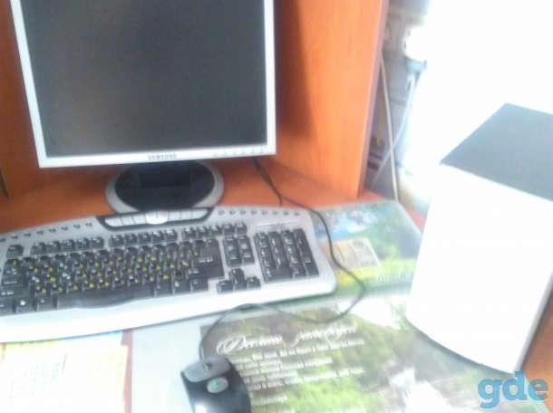 продам компьютер и принтер, фотография 1