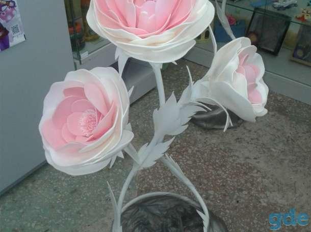 Изолон 2 и 3мм. для изготовления цветов и дизайна., фотография 8