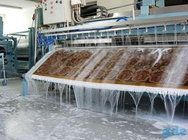 Химчиска ковров с вывозом в цех, фотография 1