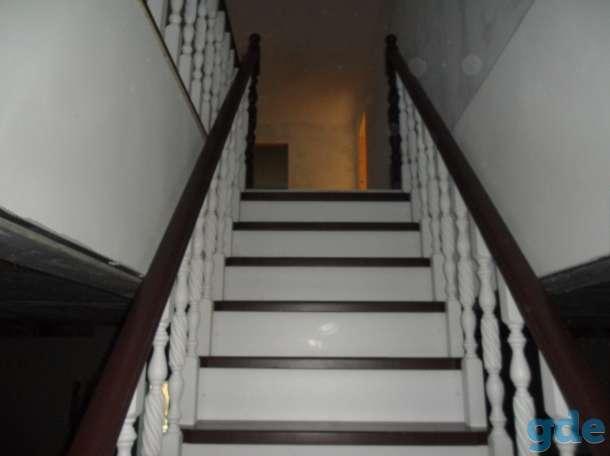 деревянные лестницы, фотография 4
