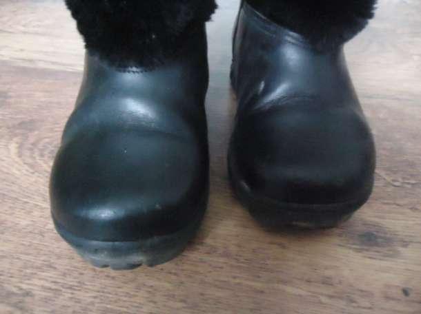 зимние сапоги, фотография 2