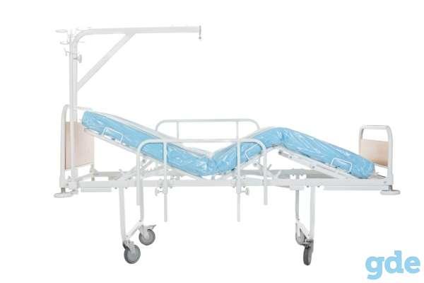 Кровать для лежачих больных, фотография 1